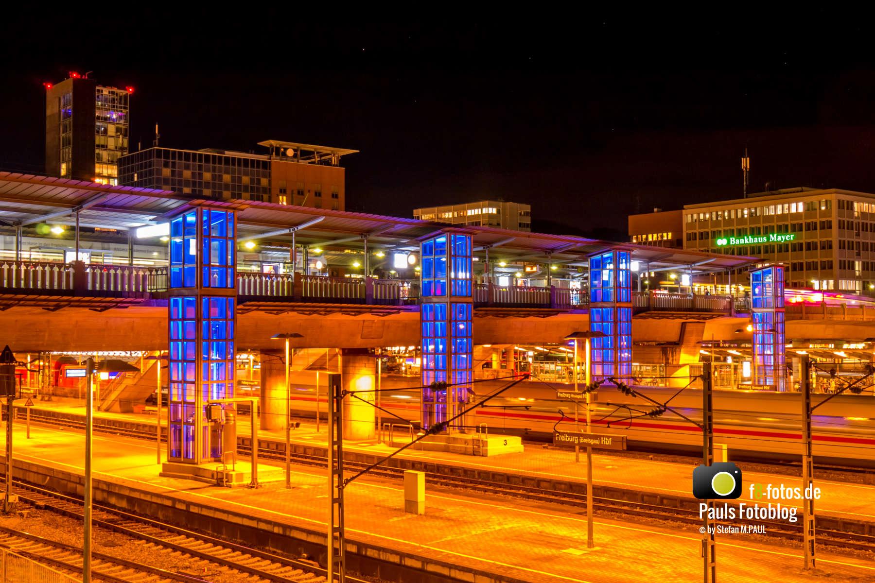 Bild Hauptbahnhof Freiburg