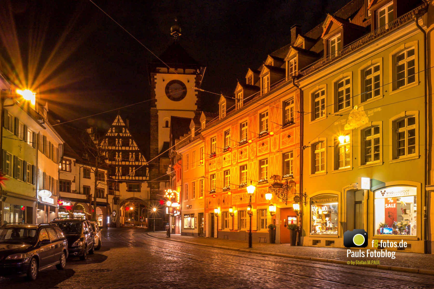 Freiburg Altstadt 4