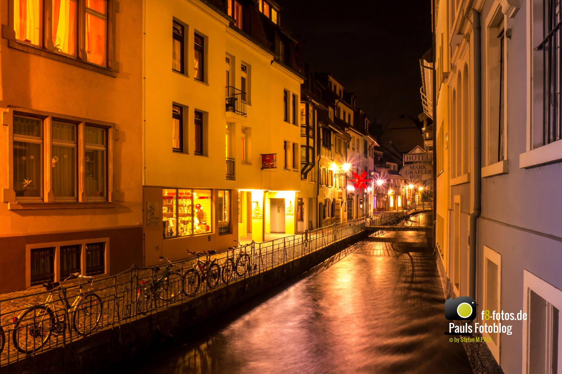 Freiburg Altstadt Fischerau