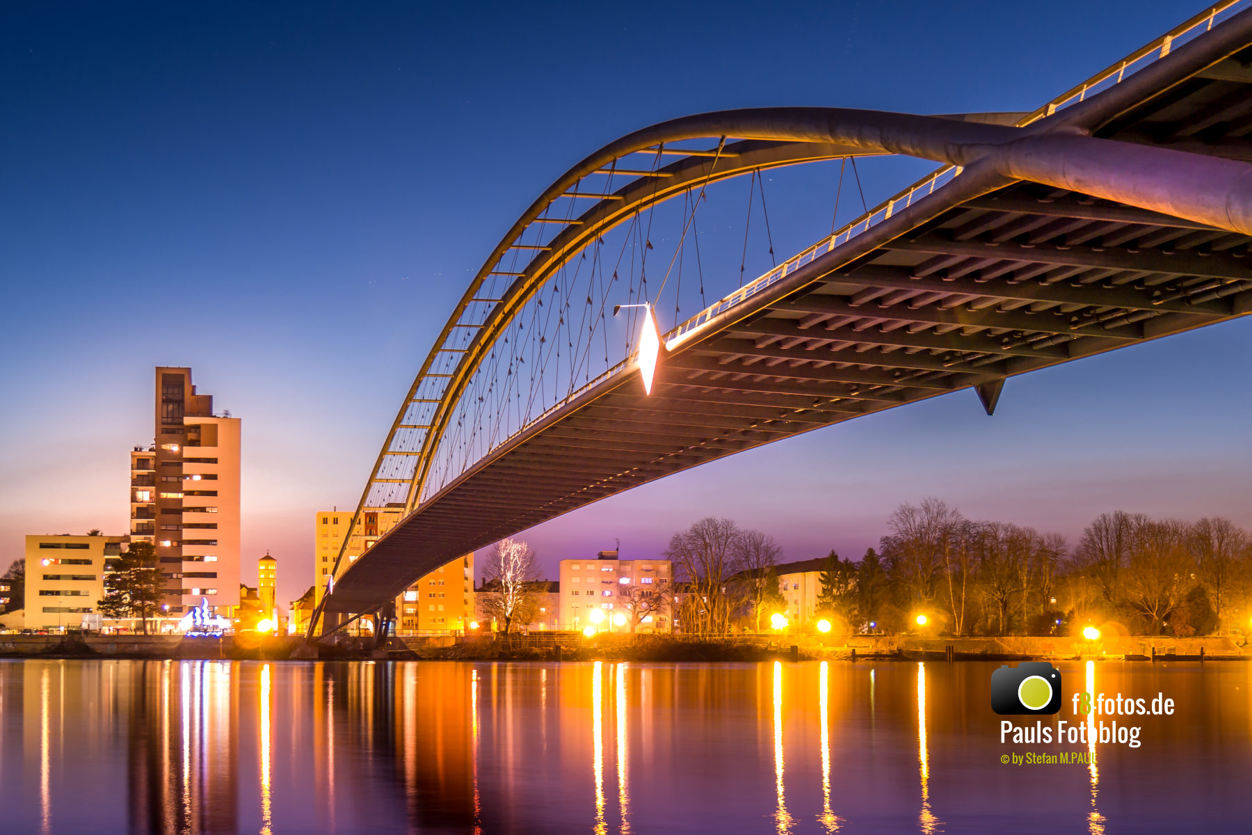 Dreiländer Brücke Weil am Rhein