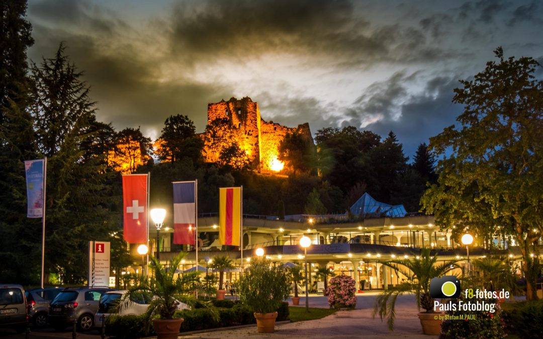 Badenweiler Burg Baden